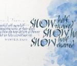 snow-half-thawed